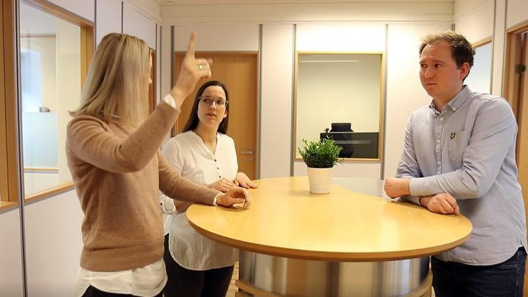 5 SharePoint Tips til daglig ledere bilde til bloggen nr 5. - be om hjelp-1