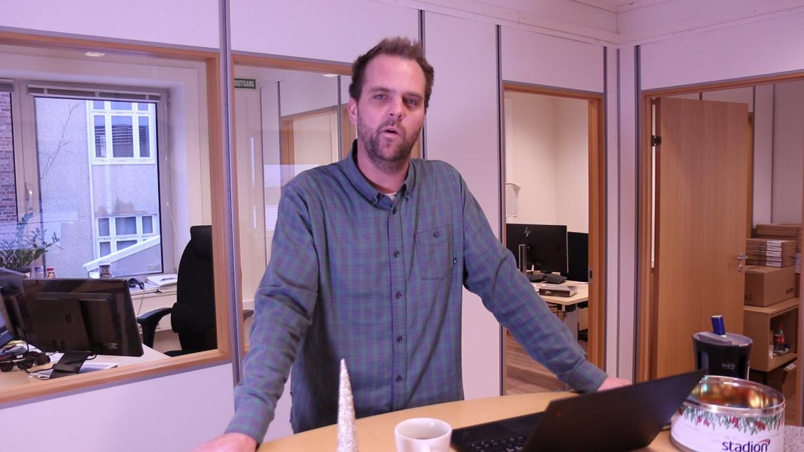 Hva blir viktig for bedriftene i 2019 - Håvard