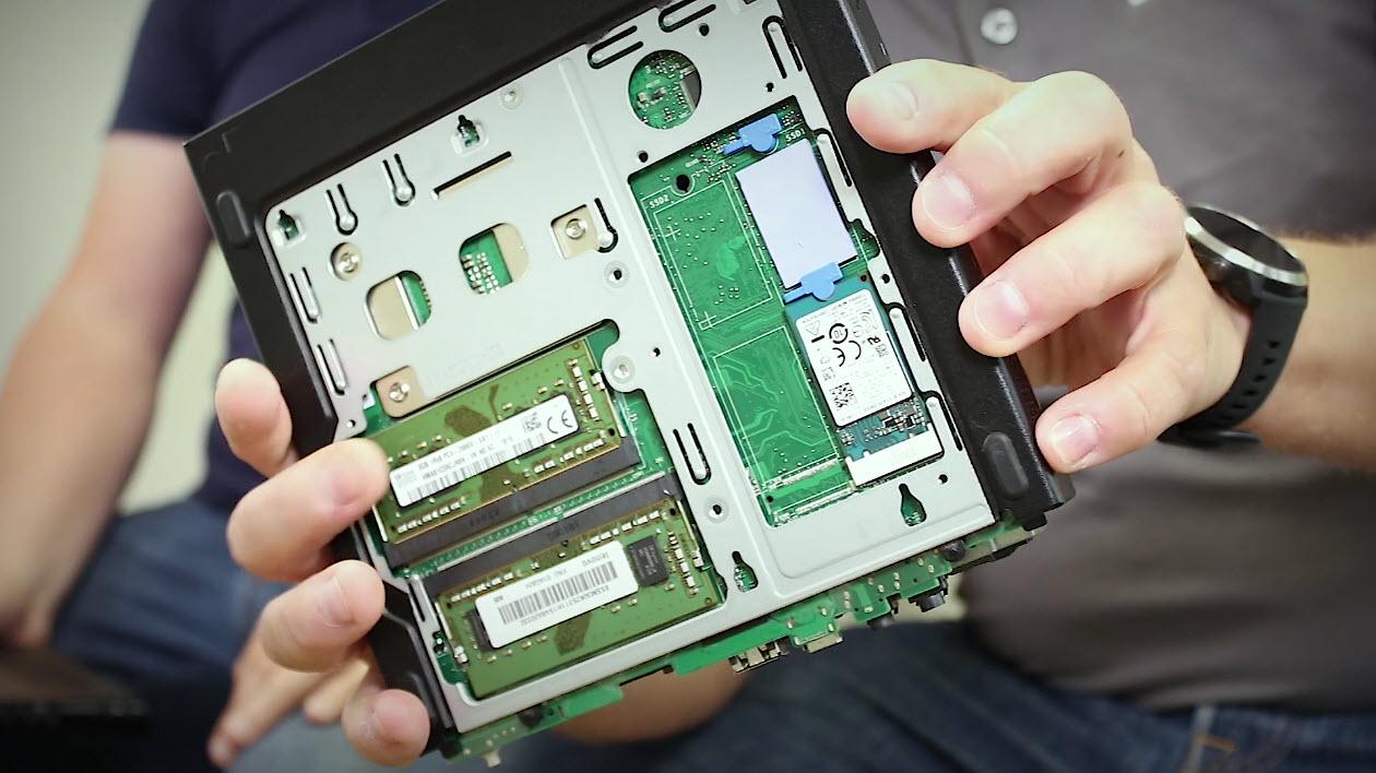 Lenovo modeller X1 Extreme - Thinkpad 480s  - M920-Tiny 3