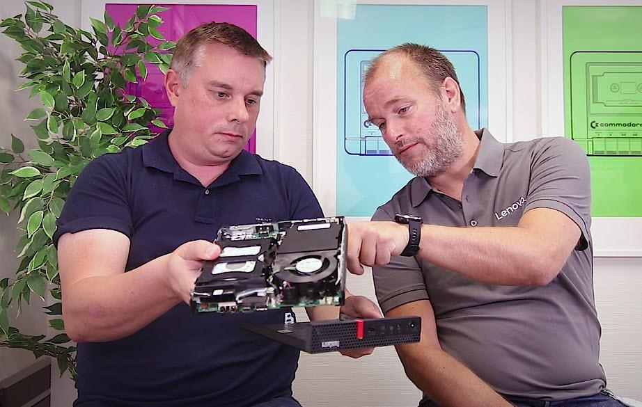Lenovo modeller X1 Extreme - Thinkpad 480s  - M920-Tiny 5