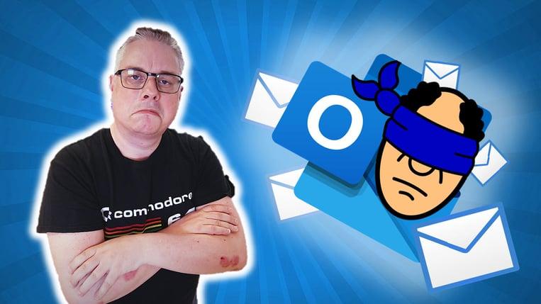 Hvordan aktivere blindkopi I Outlook 00