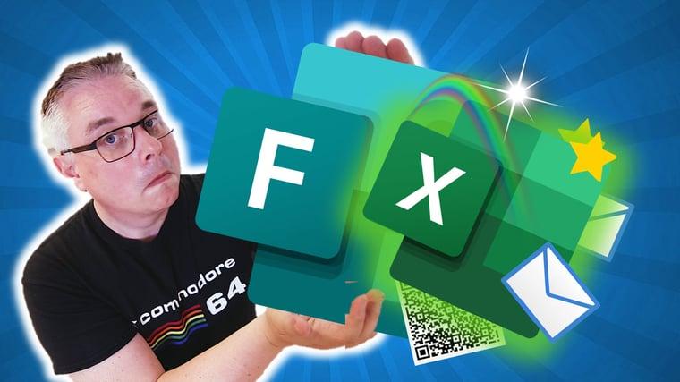 Hvordan lage spørreundersøkelse med Forms for Excel