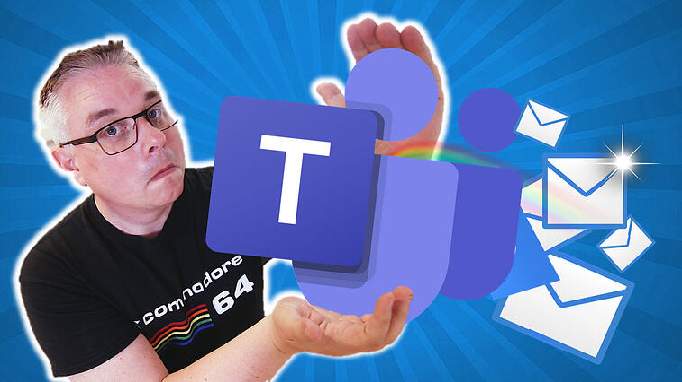 Hvordan sende e-post til kanaler i Microsoft Teams 00