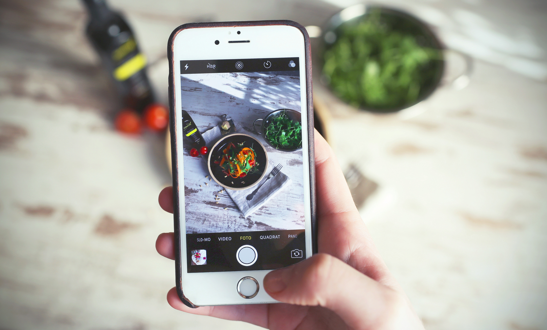 Hvordan-sende-og-dele-bilder-fra-iPhone