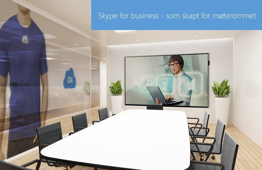 Skype-konferanse