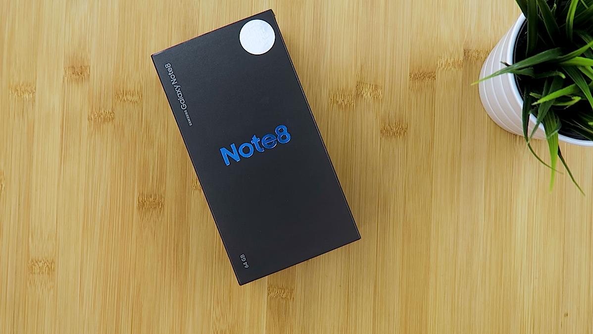 Unboxing-og-test-av-Samsung-Galaxy-Note-8-1