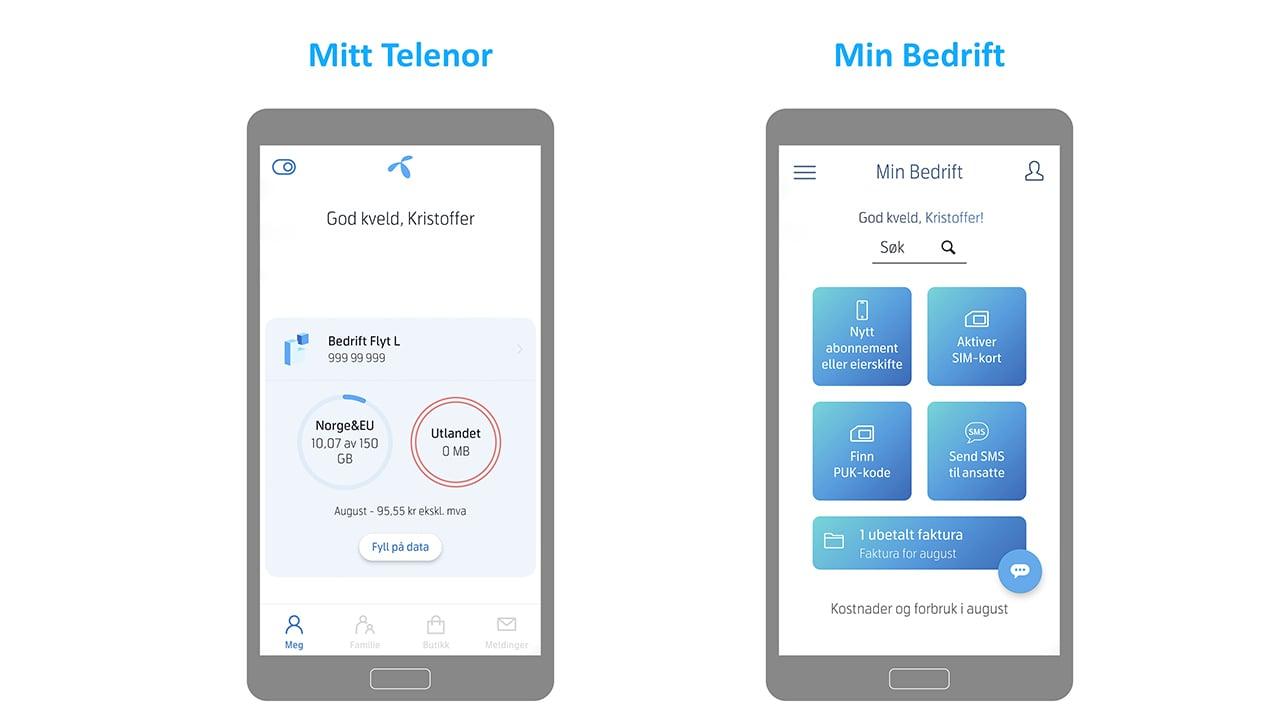 Fem smarte fordeler inkludert i bedriftsabonnementene Flyt fra Telenor 6