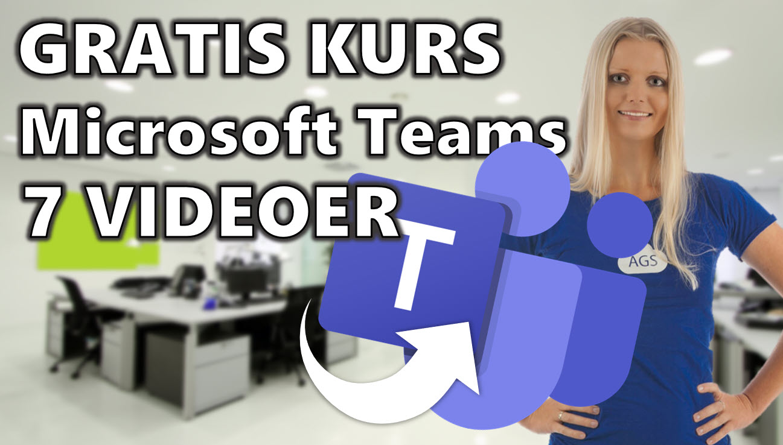 GRATIS Microsoft Teams kurs 2