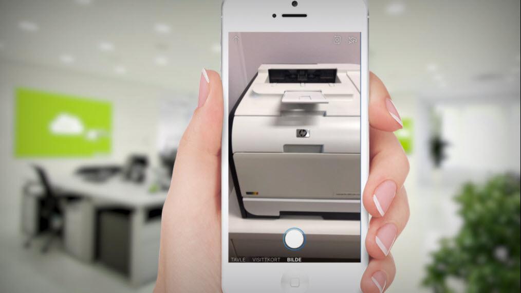 3 tøffe kamera funksjoner på OneDrive appen på mobilen 11