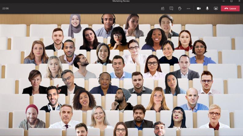 Hvordan aktiverer Ny Moteopplevelse i Microsoft Teams 10