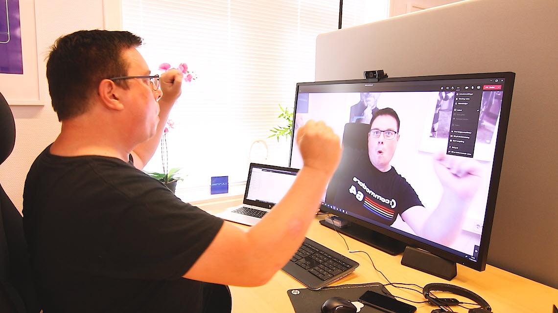 Hvordan aktiverer Ny Moteopplevelse i Microsoft Teams 11