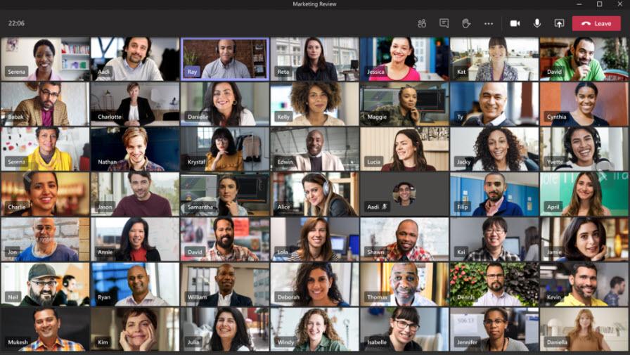 Hvordan aktiverer Ny Moteopplevelse i Microsoft Teams 9