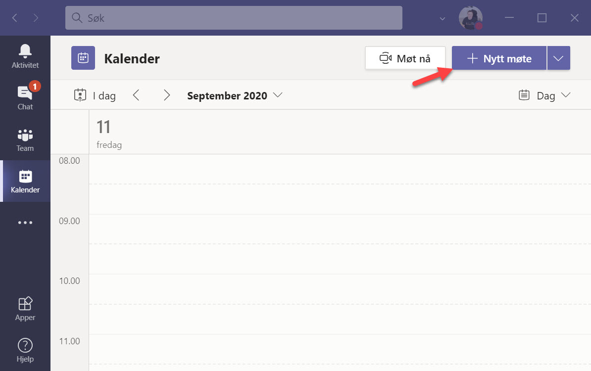 Hvordan bruke Together Mode i Microsoft Teams 1