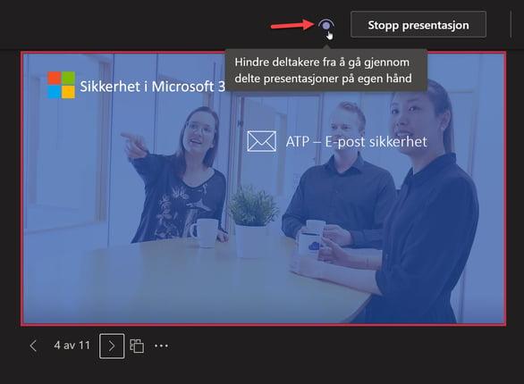 Hvordan bruke presenter View i Microsoft Teams 10