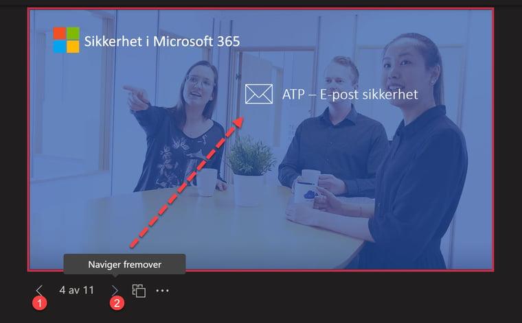 Hvordan bruke presenter View i Microsoft Teams 9