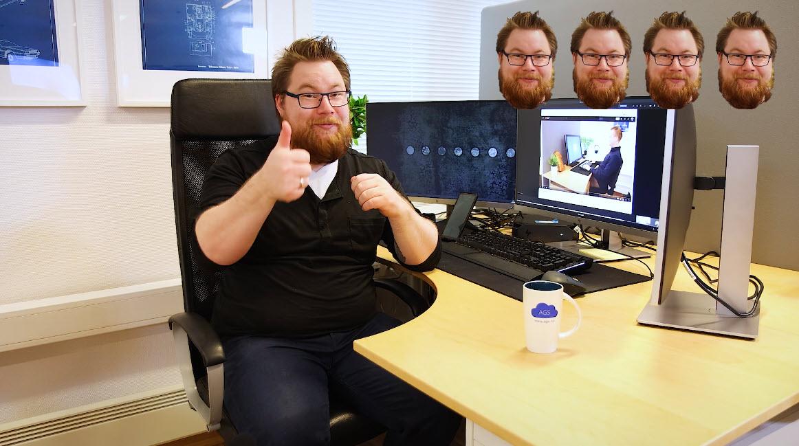 Hvordan dele en video i Microsoft Teams møter - Hvilken metode er best 14