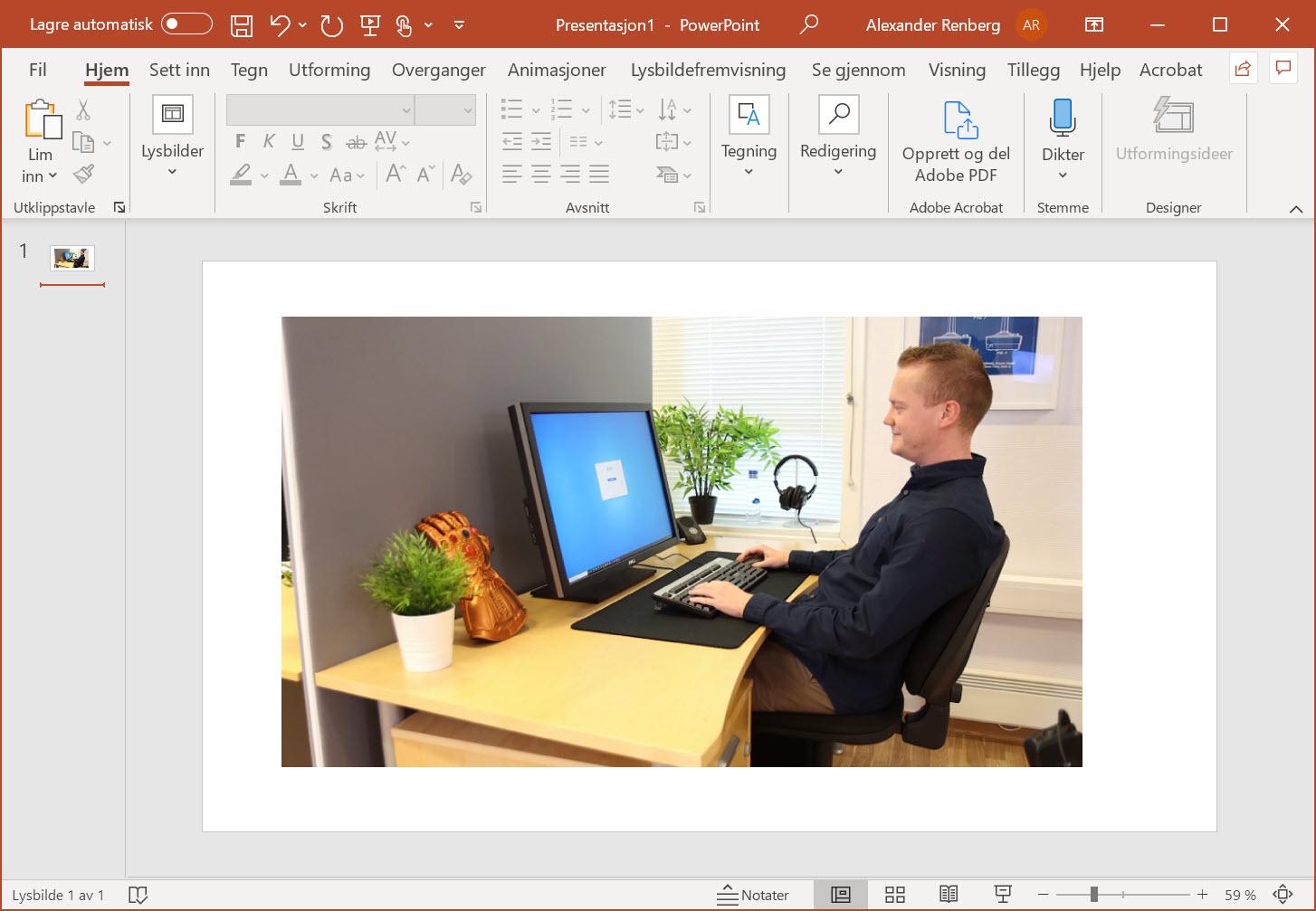 Hvordan dele en video i Microsoft Teams møter - Hvilken metode er best 3