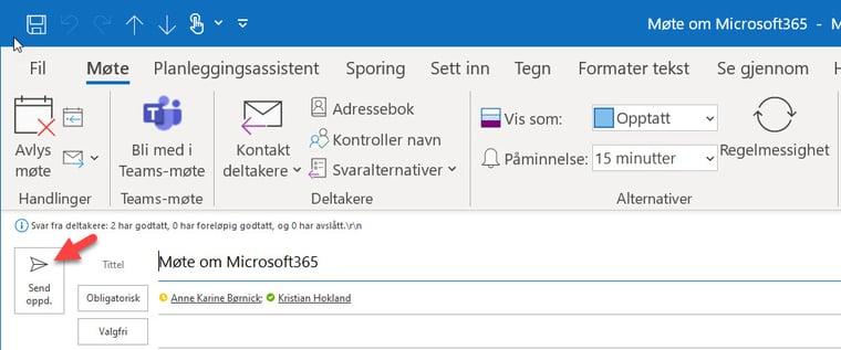 Hvordan kopiere møter og avtaler i Outlook-kalenderen 3