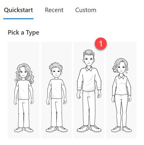 Hvordan lage Powerpoint presentasjon med Pixton comic characters 7