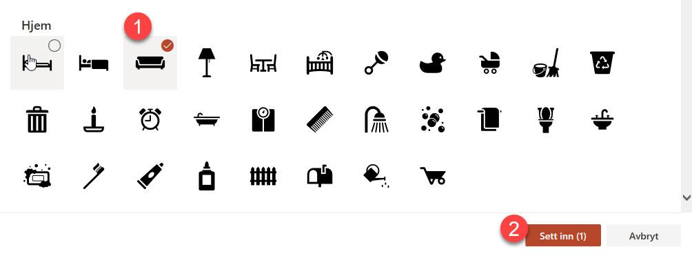 Hvordan lage tøffe håndtegnet ikoner i PowerPoint 2