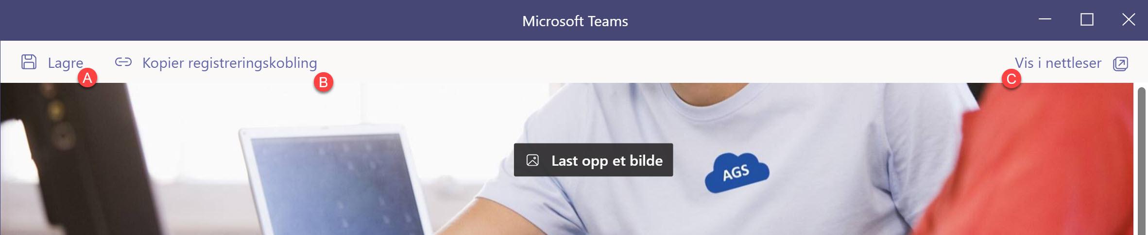Hvordan lage webinar i Microsoft Teams 16