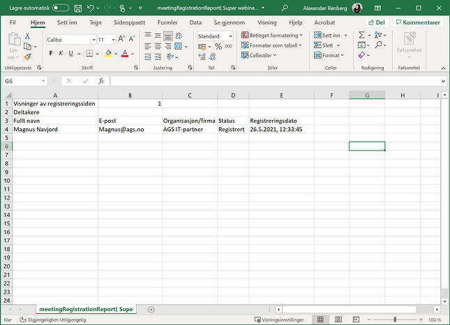 Hvordan lage webinar i Microsoft Teams 27