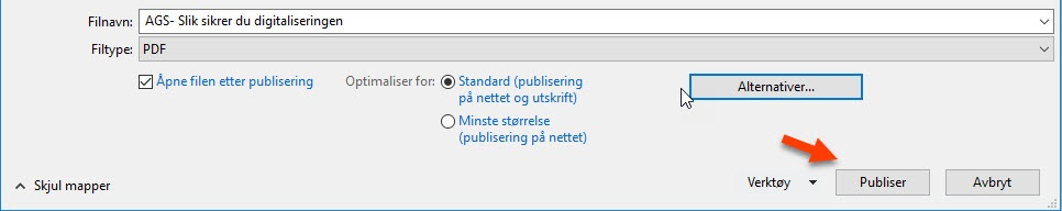 Hvordan passordbeskytte PDF filer 5
