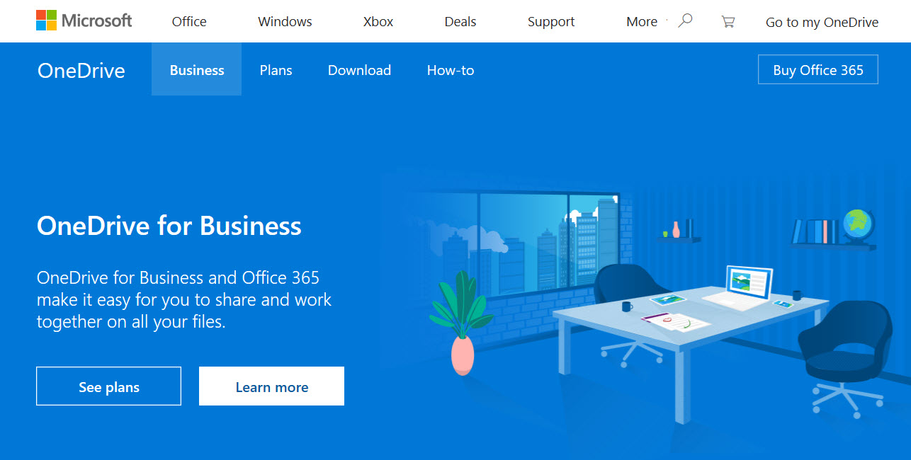Hvordan sikkerhetskopiere dokumenter, bilder, skrivebord i Windows 10 OneDrive for Business
