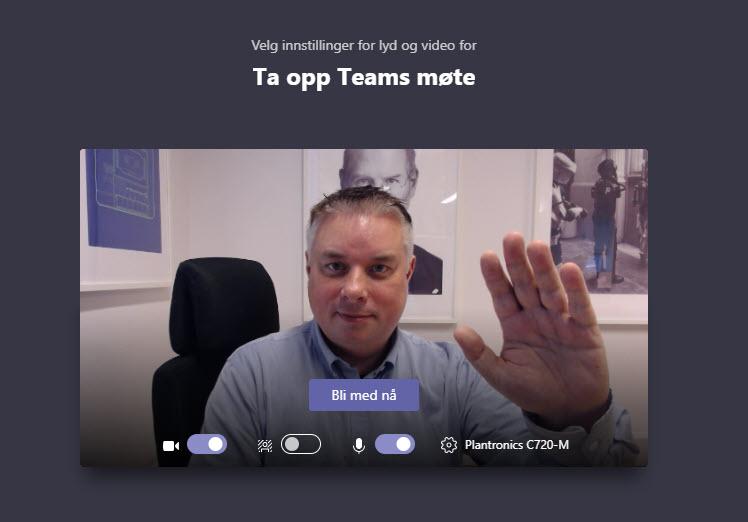 Hvordan ta opp et møte i Microsoft Teams 1