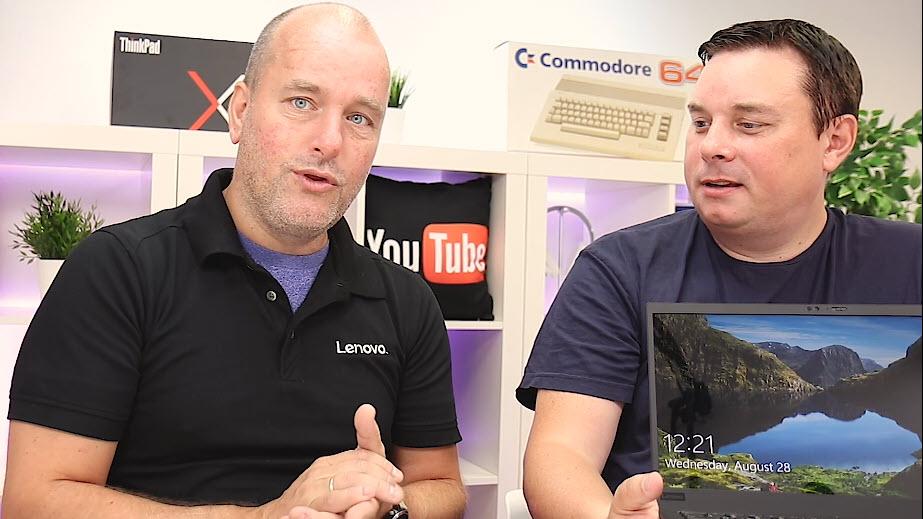 Se de beste nye Lenovo Thinkpad modellene denne høsten 10