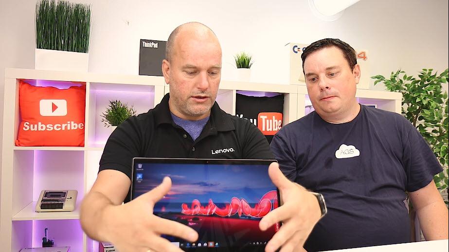 Se de beste nye Lenovo Thinkpad modellene denne høsten 11