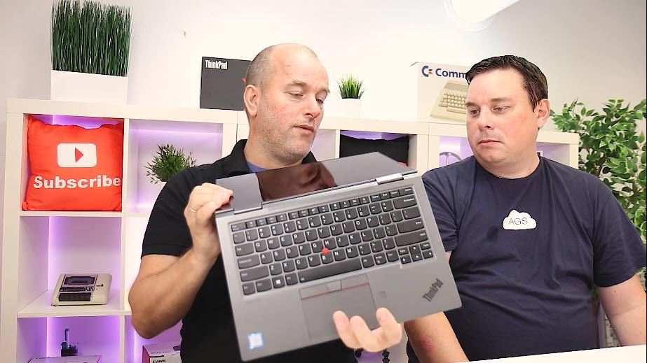 Se de beste nye Lenovo Thinkpad modellene denne høsten 4