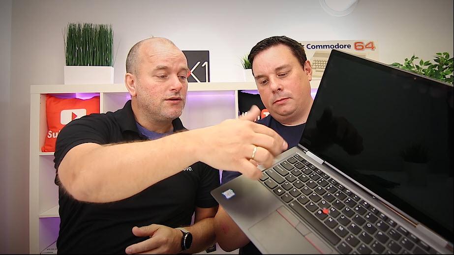 Se de beste nye Lenovo Thinkpad modellene denne høsten 5