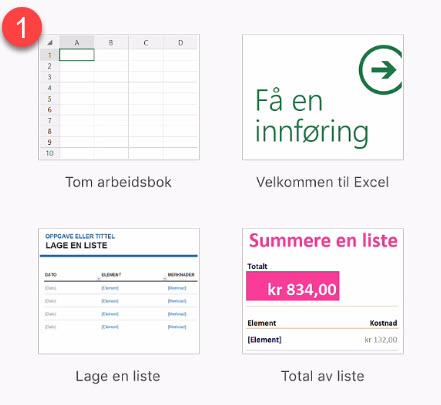 Sett inn Excel regneark fra papir med bildet på mobilen 1