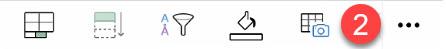 Sett inn Excel regneark fra papir med bildet på mobilen 2