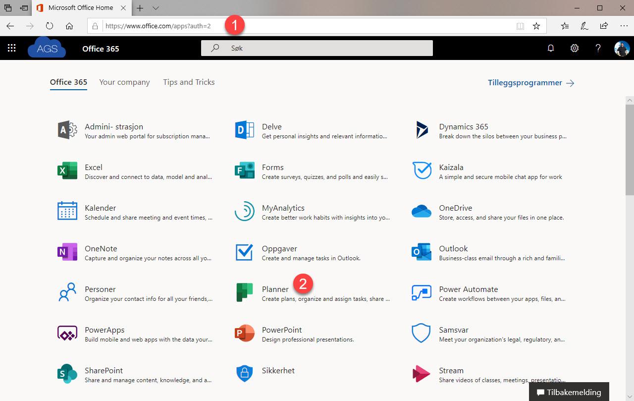 Slik kan du bruke Microsoft Planner 2