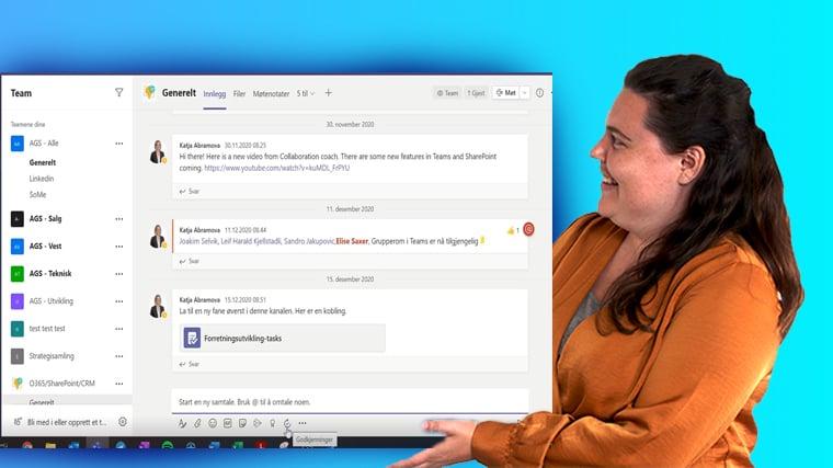 Hva er Tasks i Microsoft 365 ( bilde 5.)
