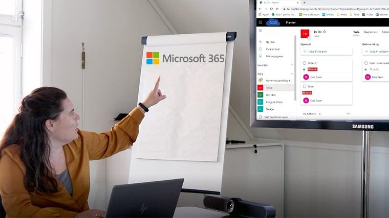 Hva er Tasks i Microsoft 365 3-1