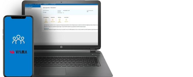 Hva er Visma.net Payroll 6-1