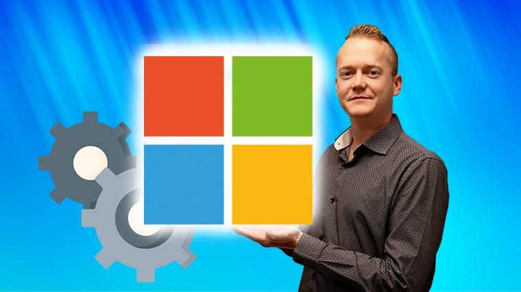 Hvordan finner du din produktivitetsscore i Microsoft 365 1.-1