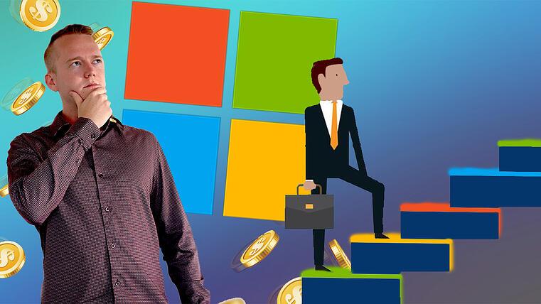 Hvordan finner du din produktivitetsscore i Microsoft 365 5.
