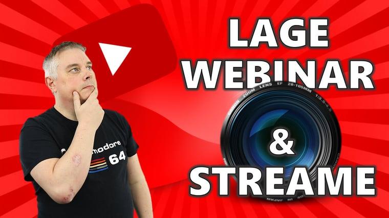 Hvordan lage webinar-løsning og streame med Logitech Capture GRATIS 00