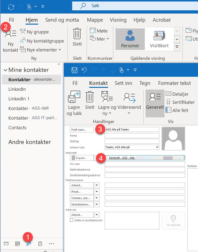 Hvordan sende e-post til kanaler i Microsoft Teams 7