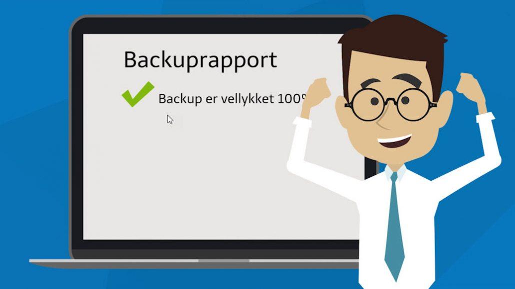 7 tips du bør tenke på før du kjøper backup-løsning