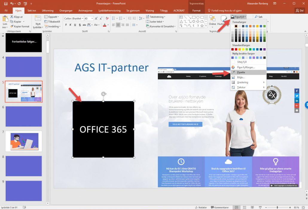hvordan-bruke-pipette-til-a-velge-riktig-farge-i-powerpoint-2
