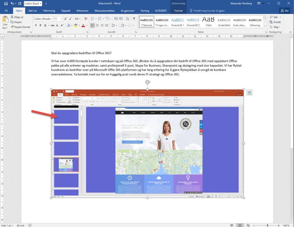 hvordan-sette-inn-skjermklipp-i-word-2