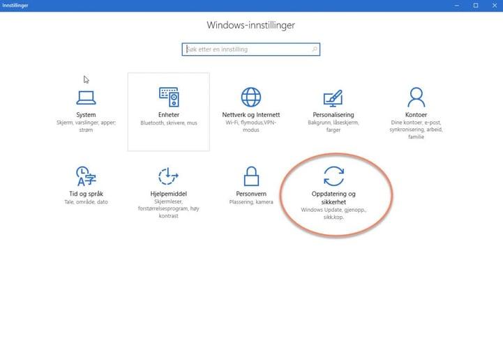 Hvordan stoppe automatiske omstart av Windows