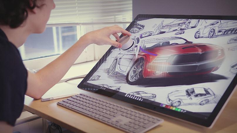 Microsoft Surface Studio - Unboxing og test
