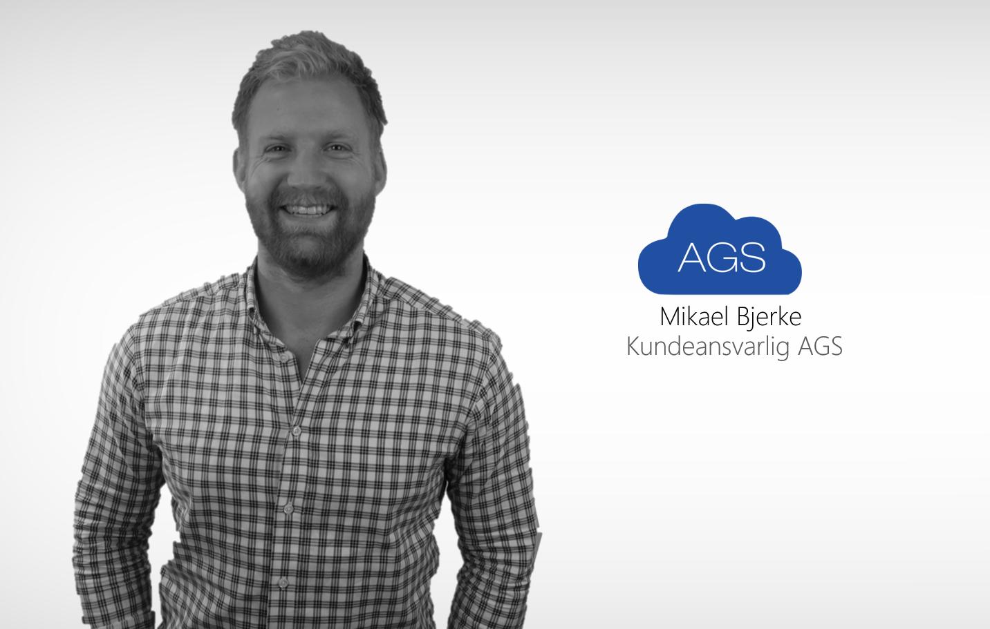 Vår Web Shop ansvarlig, Mikael