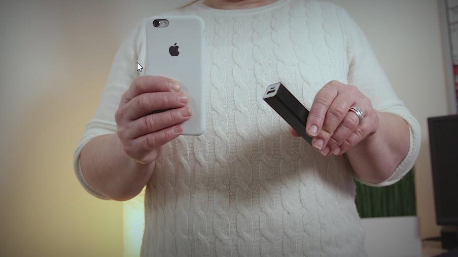 beskytte mobilen mot kulde